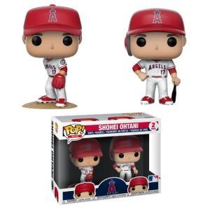 (予約)大谷翔平 ファンコ ポップ!フィギュア (エンゼルス) MLB 2体セット / Shohei Ohtani 2-Pack (Los Angeles Angels) MLB Funko Pop! 8月入荷予定