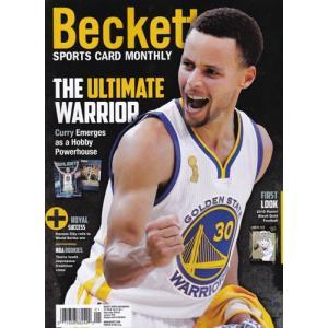 月刊ベケット トレーディングカード プライスガイド Beckett Sports Card Monthly 2016年 1月号 #370|cardfanatic