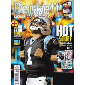 月刊ベケット トレーディングカード プライスガイド Beckett Sports Card Monthly 2016年 2月号 #371|cardfanatic