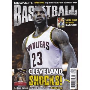 バスケットボールカードベケット NBA Beckett Plus #287 2016年 8月号|cardfanatic