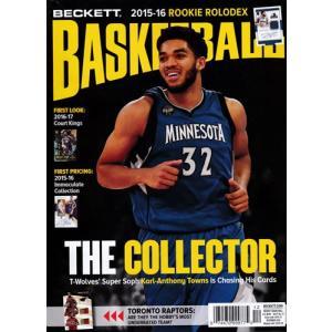 バスケットボールカードベケット NBA Beckett Plus #291 2016年 12月号|cardfanatic