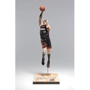 バスケフィギュア クリス・アンダーセン マクファーレン NBA 26 (ヒート/ブラック) / Chris Andersen