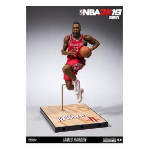 ジェームズ・ハーデン NBA 2K19 Series 1 (ロケッツ/レッド) / James Harden 12/10入荷!