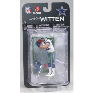 NFL マクファーレン 3インチ シリーズ7 Jason Witten ジェイソン ウィッテン (ダラス カウボーイズ ホワイト)|cardfanatic