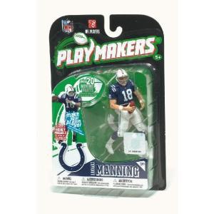 ペイトン・マニング マクファーレン NFLプレイメーカーズ シリーズ1 (コルツ) / Peyton Manning