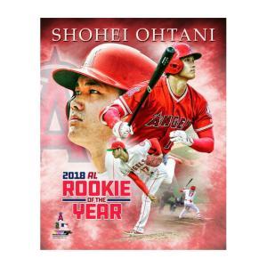 Shohei Ohtani 2018 American League Rookie of the Y...