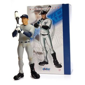 MLB UDA ALL-STAR VINYL デレク・ジーター/Derek Jeter (ニューヨーク・ヤンキース/ロード)|cardfanatic
