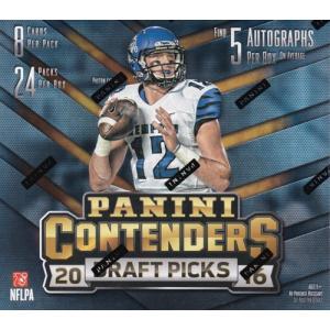 2016 Panini Contenders Draft Picks Football ボックス(Box)