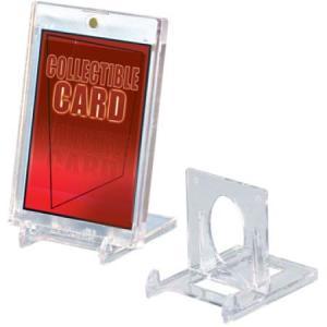 (ウルトラプロ UltraPro 収集用品) 可動式カードスタンド 5個入り (2PC, スクリューダウン用) (#82022)|cardfanatic