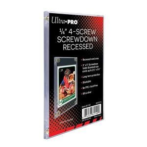 Ultra Pro (ウルトラプロ) 1/4インチ スクリューダウン #81140 溝ありタイプ | 1/4