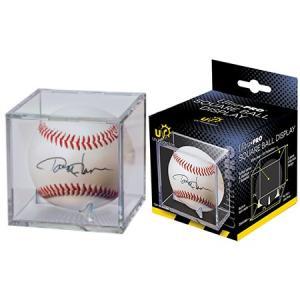 送料無料!(ウルトラプロ UltraPro 収集用品) UVプロテクト ベースボールホルダー ケース単位 (36個入り) (#81528)|cardfanatic