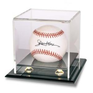 (ウルトラプロ UltraPro 収集用品) ボールケース ライザー UV  (#84410) / Baseball & Puck Riser Display