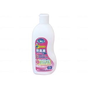 アロン化成ポータブルトイレ用防臭液(無色タイプ) 400mL|careshop-lincle
