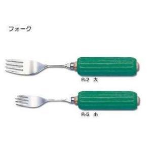 斉藤工業木製丸型ハンドル スポンジ付き スプーン 1本 小|careshop-lincle
