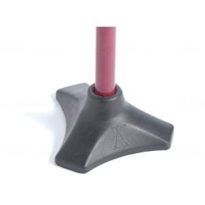 プロト・ワン多点杖変換先ゴム エイブルトライポッド 1個 16mm|careshop-lincle