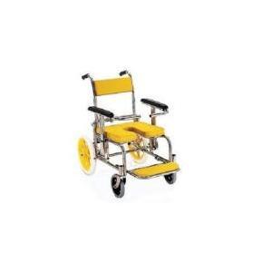 浴室用車椅子: 入浴・シャワー用車いす KS2 シャワーキャリー カワムラサイクル 介護用品