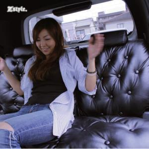 助手席用 シートカバー 三菱 アウトランダー 助手席[1列分]シートカバー グラマラス VIP ドレスアップ Z-style ※オーダー生産(約45日後)代引不可|carestar|11