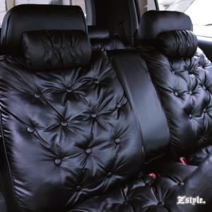 助手席用 シートカバー 三菱 アウトランダー 助手席[1列分]シートカバー グラマラス VIP ドレスアップ Z-style ※オーダー生産(約45日後)代引不可|carestar|10