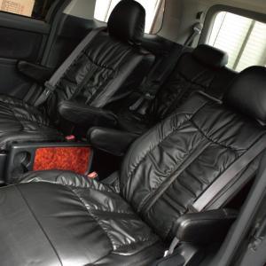 トヨタ アクア シートカバー 車種専用 グランウィング ギャザー & レザー Z-style ※ご注文後のオーダー生産につき約45日後の出荷(代引き不可)|carestar|07