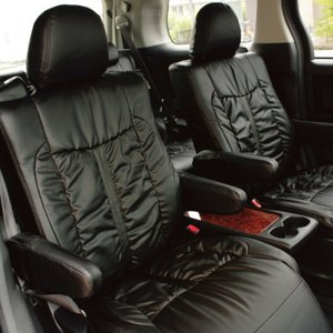 トヨタ アクア シートカバー 車種専用 グランウィング ギャザー & レザー Z-style ※ご注文後のオーダー生産につき約45日後の出荷(代引き不可)|carestar|08