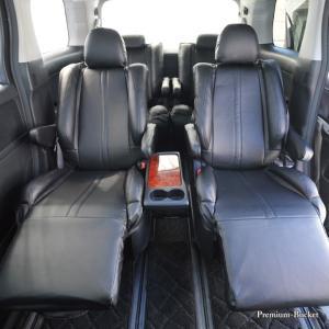 フロント席シートカバー ホンダ フリード 前席 [1列分] シートカバー プレミアムバケットホールド Z-style ※オーダー生産(約45日後)代引不可|carestar|09