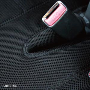 フロントシート 前席 シートカバー 1列分 セレナ 27系 専用 撥水布 WRFファイン メッシュ ※オーダー生産(約45日後出荷)代引き不可|carestar|10