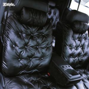 運転席 シートカバー C-HR CHR 運転席[1席分]シートカバー グラマラス VIP ドレスアップ Z-style ※オーダー生産(約45日後)代引不可|carestar|02