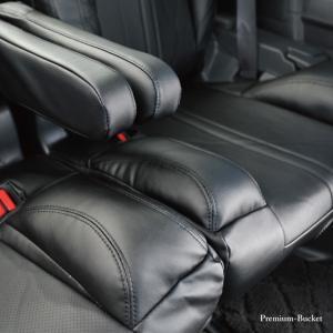 後部座席 シートカバー トヨタ アクア リア席[1列分]シートカバー プレミアムバケットホールド Z-style ※オーダー生産(約45日後)代引不可|carestar|13