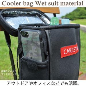 クーラーバッグ 保冷 バッグ 防水 ブラック カナロア ソフト ポータブル ランチバグ キャンプ バーベキュー 小型 小さい 大容量 携帯 車 カー シート CARESTAR|carestar|05