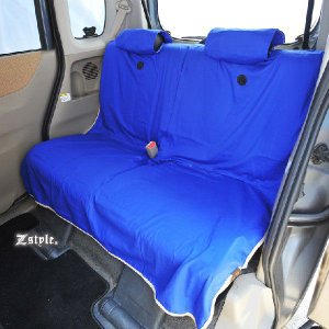 シートカバー 全席セット かわいい ソリッドカラー エプロンタイプ 軽自動車 普通車兼用 z-style|carestar|05