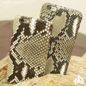iphone6plus iphone6splus 天然 ニシキヘビ カバー ダイヤモンドパイソン皮 本革 スマホ ケース carestar