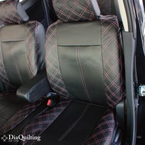 トヨタ ルーミー ROOMY シートカバー ピンク ダイヤ キルティング シートカバー Z-style ※オーダー生産(約45日後出荷)代引き不可|carestar|03