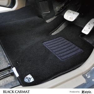 Z-style ヴェルファイア 専用 フロアマット チェック柄プレイドシリーズ カー・マット carestar 03