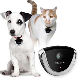 ペットの首輪に装着して映像を撮影するペット用のビデオカメラです。 あなたの愛するペットが、毎日出会う...