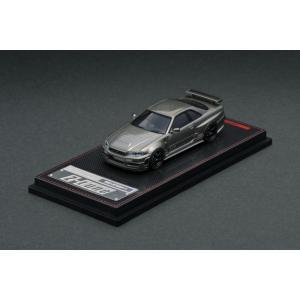 ignition model 1/64 Nismo R34 GT-R Z-tune Omori Fa...