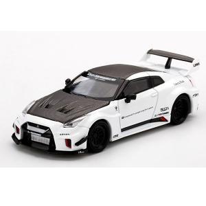 MINI GT 1/64 LB-Silhouette WORKS GT Nissan 35GT-RR...