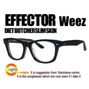 """EFFECTOR は、2005年に誕生したジャパニーズ・アイウェア・ブランドです。""""Rock On ..."""