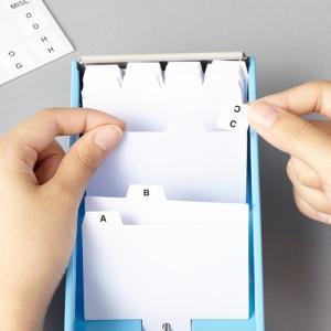 カードファイルケース CFC-600|carl-onlineshop|07