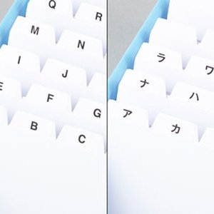 カードファイルケース CFC-600|carl-onlineshop|08