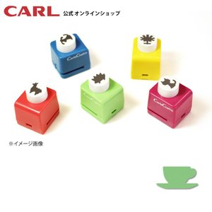 【アウトレット品】ミニクラフトパンチ ティータイム CN12089|carl-onlineshop