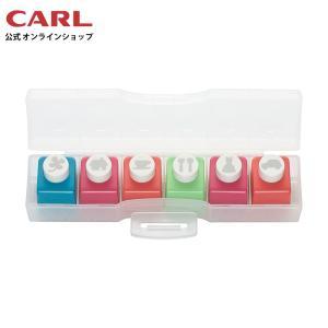 ミニクラフトパンチセット ダイヤリー CN12801 カール事務器 【公式】|carl-onlineshop