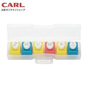 ミニクラフトパンチセット ポップスター CN12804 カール事務器 【公式】|carl-onlineshop