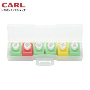 ミニクラフトパンチセット ナチュラル CN12806 カール事務器 【公式】|carl-onlineshop