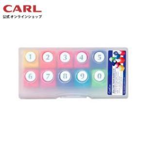 ミニクラフトパンチ 数字セット CN12-C カール事務器 【公式】|carl-onlineshop