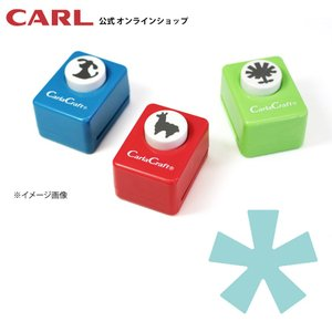 【アウトレット品】スモールサイズクラフトパンチ CP-1N メタリックフラワー carl-onlineshop