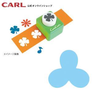 【アウトレット品】ミドルサイズクラフトパンチ CP-2 ペタルー3|carl-onlineshop