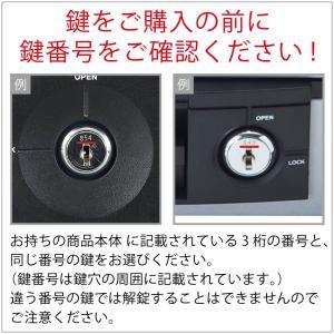 スペアキー KY03(2本入り) カール事務器 【公式】|carl-onlineshop|03
