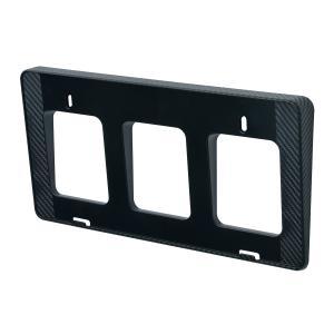 K376 ナンバーベース セイワ カー用品 SEIWA|carlife