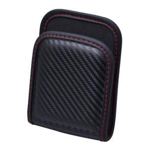 W843 フィットポケットSカーボン セイワ カー用品 SEIWA|carlife