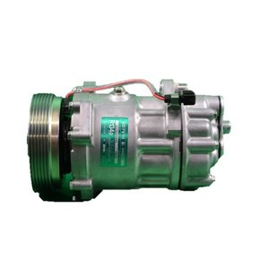 エアコンコンプレッサー ゴルフ3 1HADY/1H2E/1HABS/1HABF用 純正品番 1H0820803D 互換製品|carmeister